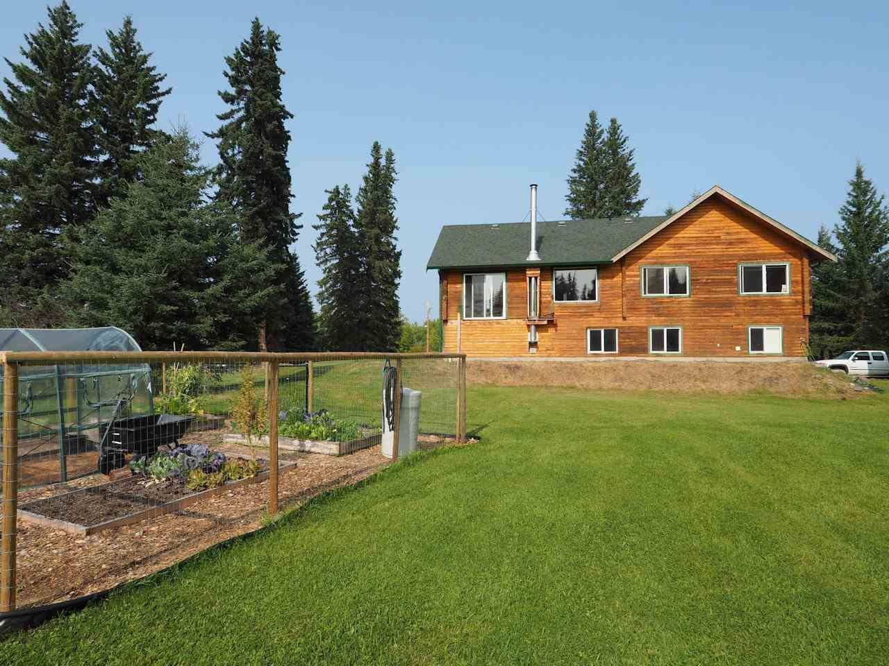 Main Photo: 6524 W FAWN Road: Horse Lake House for sale (100 Mile House (Zone 10))  : MLS®# R2499768
