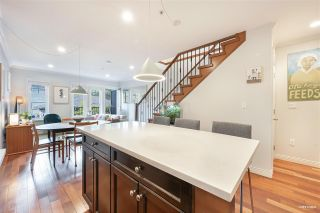 """Photo 14: 1743 FRANCES Street in Vancouver: Hastings Townhouse for sale in """"Francis Square"""" (Vancouver East)  : MLS®# R2590421"""