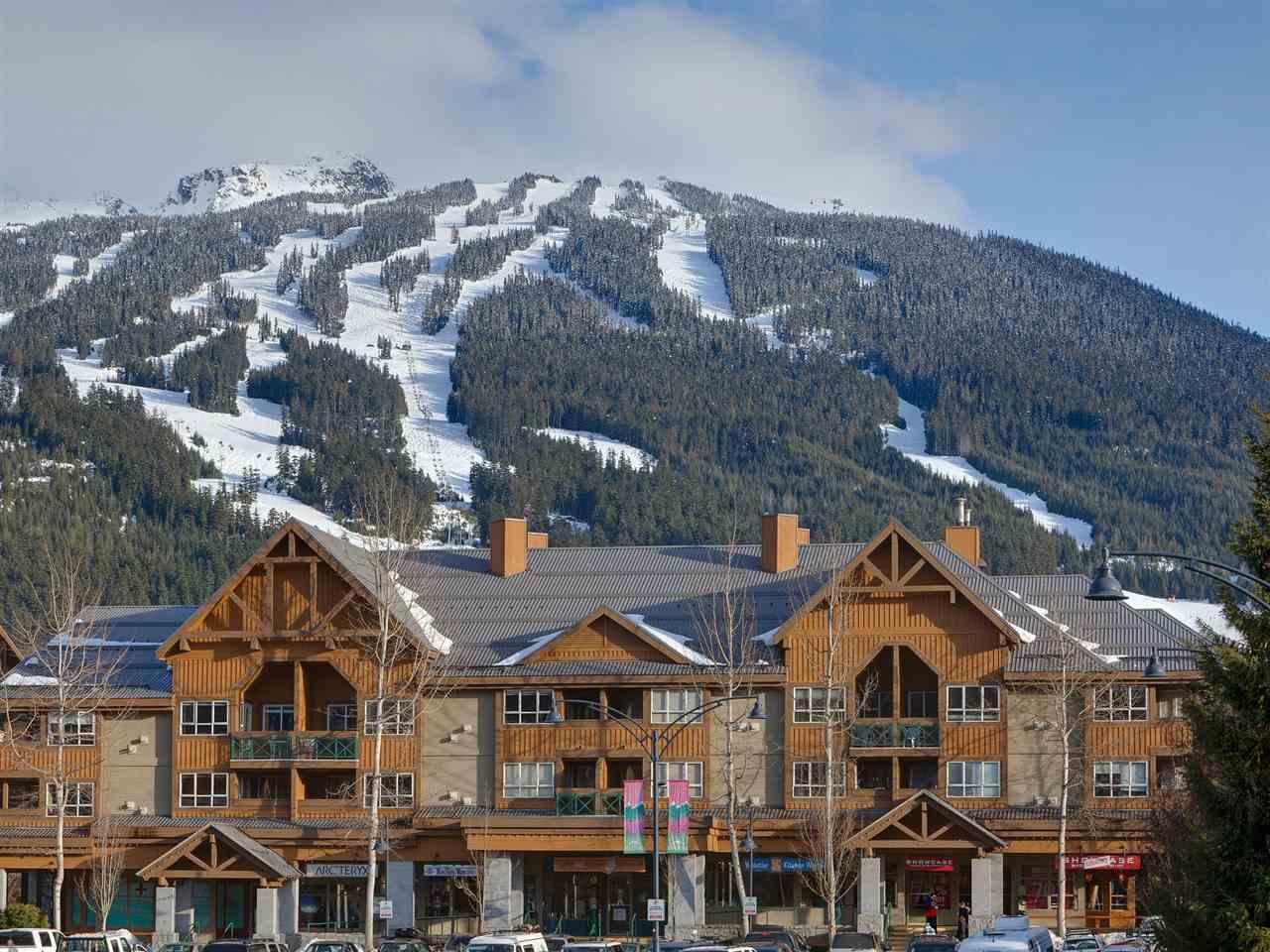 Main Photo: 326 4360 LORIMER ROAD in Whistler: Whistler Village Condo for sale : MLS®# R2127379