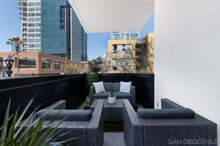 Photo 11: DOWNTOWN Condo for sale : 2 bedrooms : 253 10th Ave #321 in San Diego