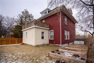 Photo 44: 92 Balmoral Street in Winnipeg: West Broadway Residential for sale (5A)  : MLS®# 202102175