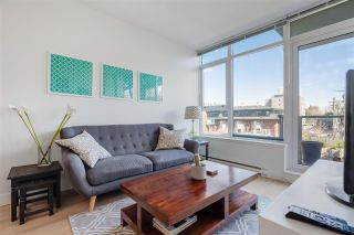 """Photo 3: 305 251 E 7TH Avenue in Vancouver: Mount Pleasant VE Condo for sale in """"DISTRICT"""" (Vancouver East)  : MLS®# R2566346"""