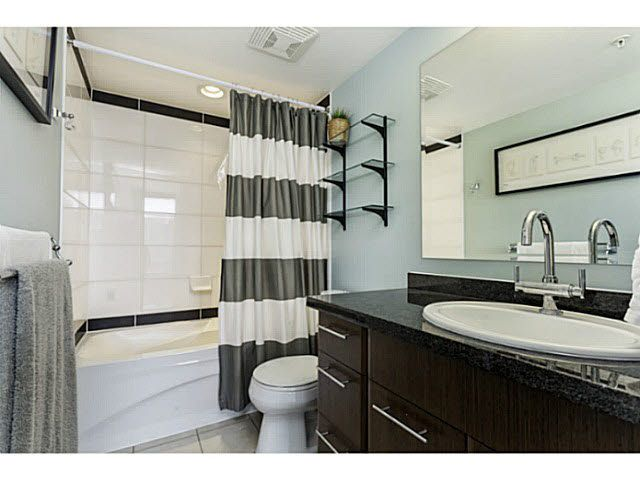 """Photo 10: Photos: 404 1650 W 7TH Avenue in Vancouver: Fairview VW Condo for sale in """"VIRTU"""" (Vancouver West)  : MLS®# V1079673"""