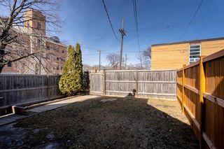 Photo 28: 679 Garwood Avenue in Winnipeg: Osborne Village Residential for sale (1B)  : MLS®# 202106168