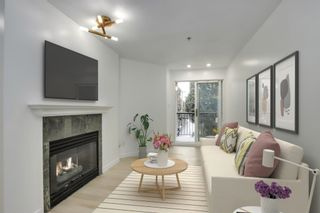 """Photo 2: 315 3278 HEATHER Street in Vancouver: Cambie Condo for sale in """"Heatherstone"""" (Vancouver West)  : MLS®# R2625598"""