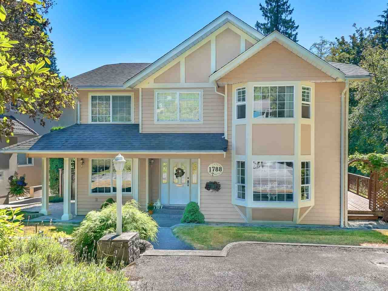 Photo 2: Photos: 1788 GORDON Avenue in West Vancouver: Ambleside House for sale : MLS®# R2207715