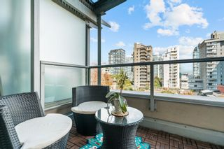 """Photo 9: PH3 1688 ROBSON Street in Vancouver: West End VW Condo for sale in """"Pacific Robson Palais"""" (Vancouver West)  : MLS®# R2617643"""