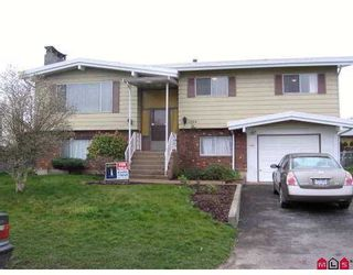 "Photo 1: 10204 CRYSTAL DR in Chilliwack: Fairfield Island House for sale in ""FAIRFIELD"" : MLS®# H2600895"