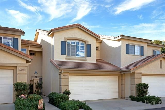 Main Photo: MIRA MESA Townhouse for rent : 2 bedrooms : 9497 Questa Pointe in San Diego