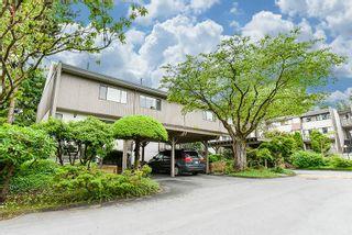 "Photo 1: 7374 CORONADO Drive in Burnaby: Montecito Townhouse for sale in ""CORONADO DRIVE"" (Burnaby North)  : MLS®# R2179158"