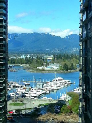 Photo 2: 1102 1331 W GEORGIA Street in Vancouver: Coal Harbour Condo for sale (Vancouver West)  : MLS®# R2134346