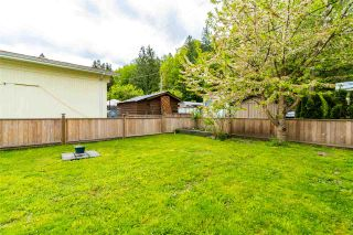 """Photo 22: 28 3942 COLUMBIA VALLEY Road: Cultus Lake Manufactured Home for sale in """"Cultus Lake Village"""" : MLS®# R2589511"""