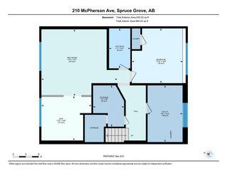 Photo 45: 210 McPherson Avenue: Spruce Grove House for sale : MLS®# E4244794