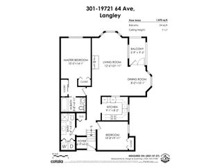 """Photo 36: 301 19721 64 Avenue in Langley: Willoughby Heights Condo for sale in """"THE WESTSIDE"""" : MLS®# R2605383"""