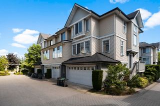 """Photo 1: 42 8383 159 Street in Surrey: Fleetwood Tynehead Townhouse for sale in """"Avalon Wood"""" : MLS®# R2593896"""
