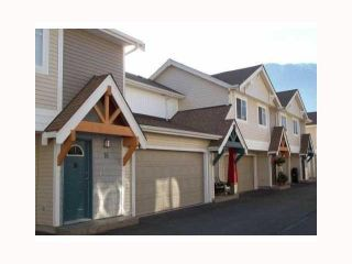 """Photo 1: 20 1821 WILLOW Crescent in Squamish: Garibaldi Estates Townhouse for sale in """"WILLOW VILLAGE"""" : MLS®# V1061460"""