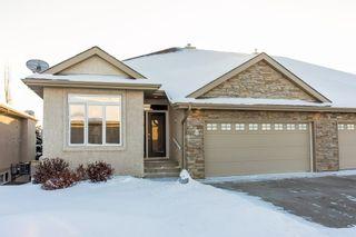Photo 1: 12 61 Lafleur Drive: St. Albert House Half Duplex for sale : MLS®# E4228798