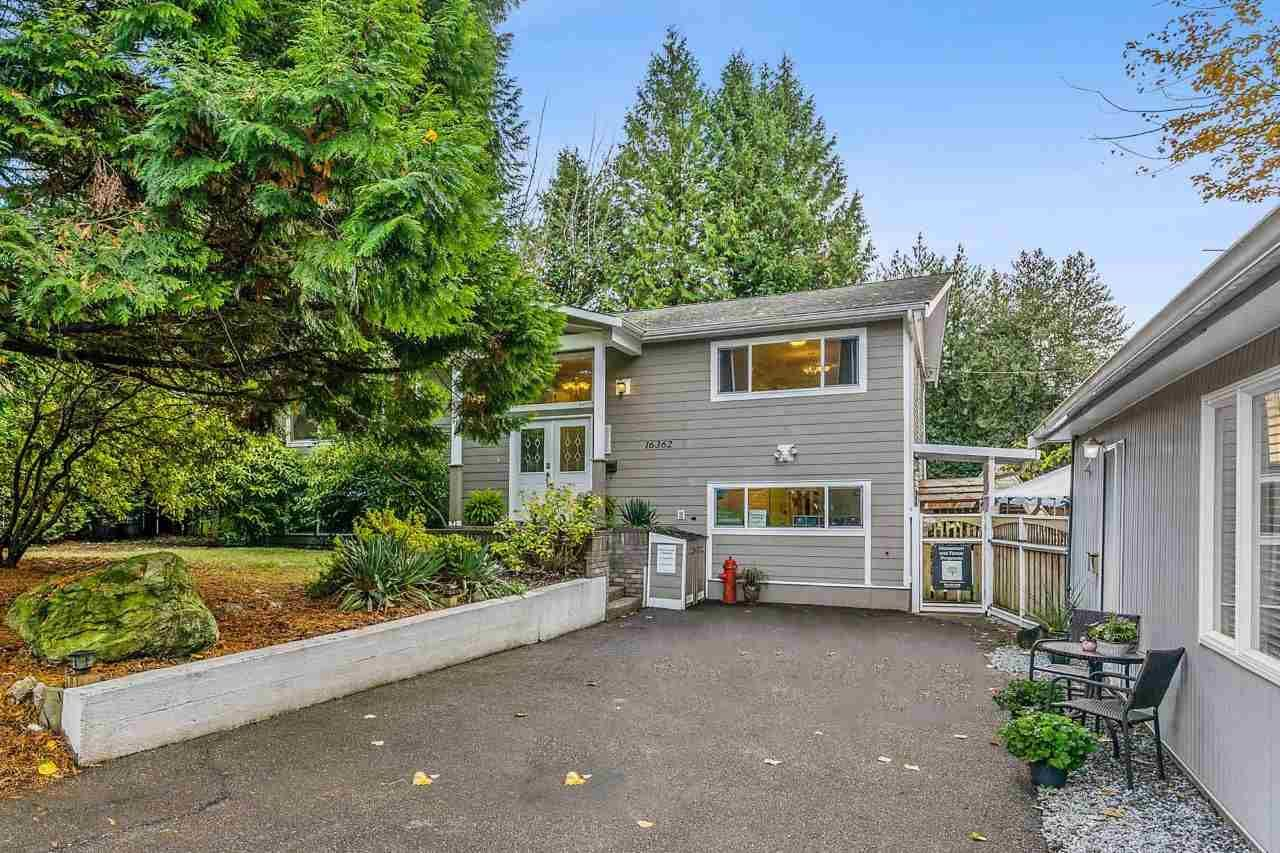 Main Photo: 16362 14A Avenue in Surrey: King George Corridor House for sale (South Surrey White Rock)  : MLS®# R2552111