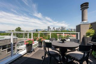 """Photo 13: 2240 SPRUCE Street in Vancouver: Fairview VW Townhouse for sale in """"SIXTH ESTATE"""" (Vancouver West)  : MLS®# R2590222"""