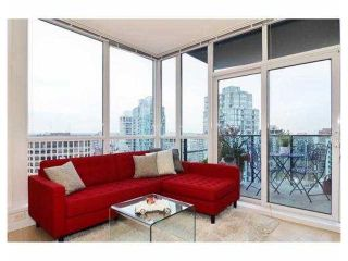 "Photo 3: 3206 1189 MELVILLE Street in Vancouver: Coal Harbour Condo for sale in ""MELVILLE"" (Vancouver West)  : MLS®# V1022485"