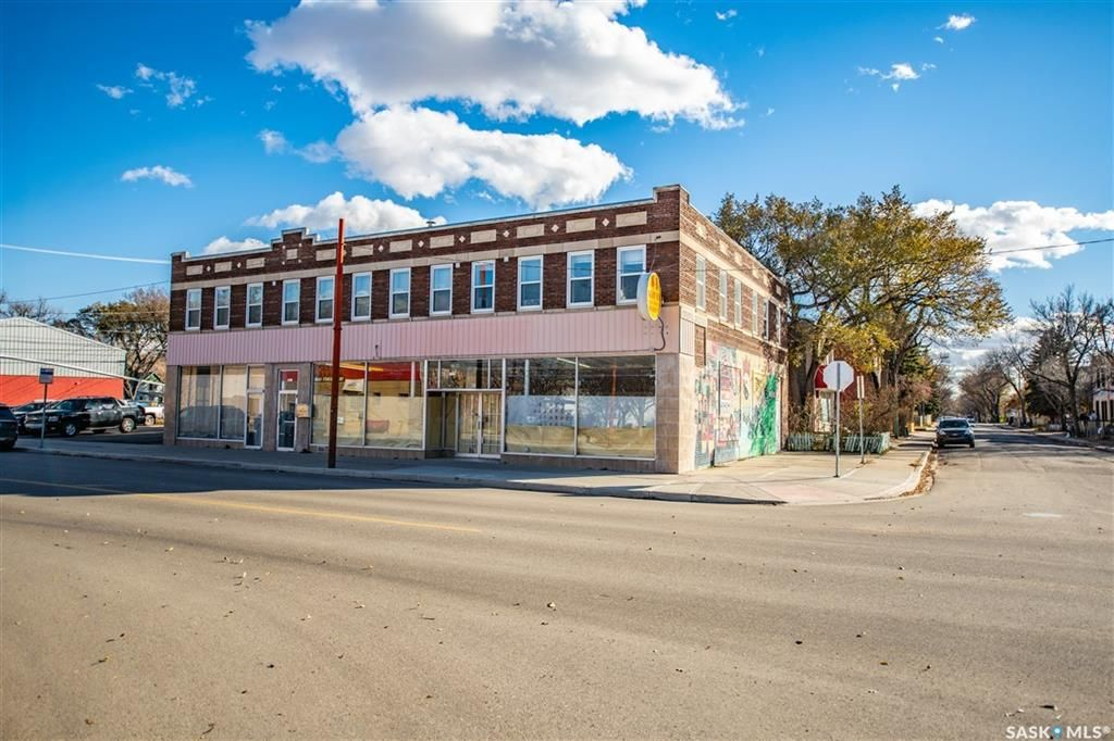 Main Photo: 1531 11th Avenue in Regina: Downtown District Commercial for sale : MLS®# SK845077
