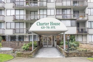 Photo 1: 306 620 SEVENTH Avenue in New Westminster: Uptown NW Condo for sale : MLS®# R2621974