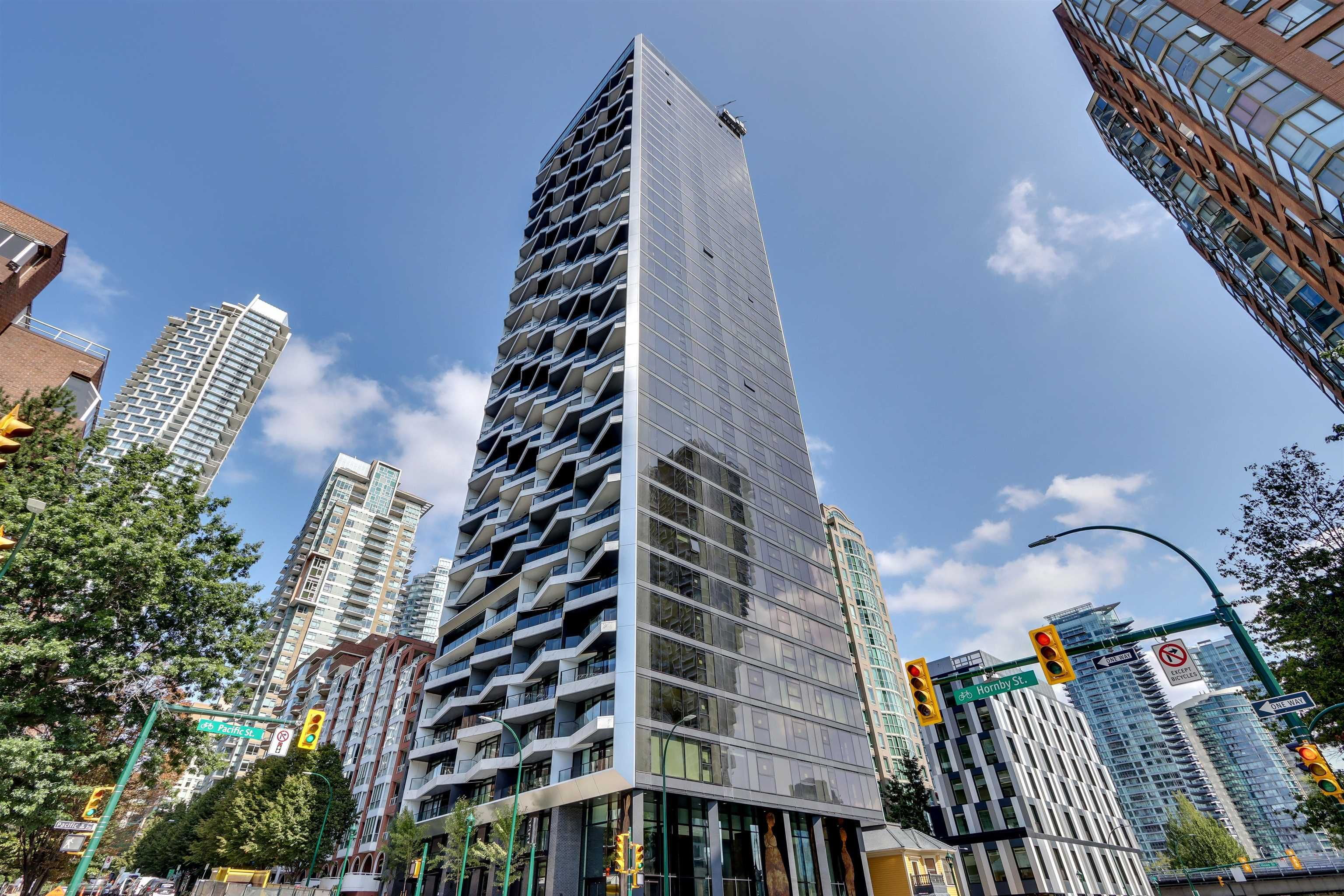 """Main Photo: 306 889 PACIFIC Street in Vancouver: Downtown VW Condo for sale in """"The Pacific"""" (Vancouver West)  : MLS®# R2610725"""