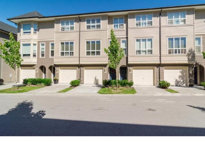 Main Photo: 147 7938 209 Street in Langley: Willoughby Heights Townhouse for sale : MLS®# R2096481