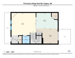 Photo 34: 79 Country Village Gate NE in Calgary: Country Hills Village Row/Townhouse for sale : MLS®# A1125396
