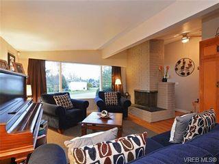 Photo 2: 761 Chesterlea Rd in VICTORIA: SE High Quadra House for sale (Saanich East)  : MLS®# 720959