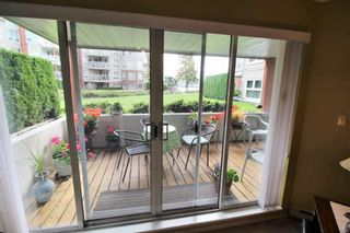 """Photo 6: 109 1230 QUAYSIDE Drive in New Westminster: Quay Condo for sale in """"Tiffany Shores"""" : MLS®# R2406017"""
