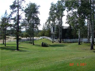 Photo 6: 25 MIN NW OF COCHRANE in COCHRANE: Rural Rocky View MD Residential Detached Single Family for sale : MLS®# C3474326
