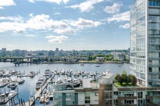 Photo 1: 1206 1201 Marinaside Crescent in Vancouver: Yaletown Condo for sale (Vancouver West)  : MLS®# R2384239