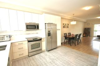 """Photo 6: 108 7533 GILLEY Avenue in Burnaby: Metrotown Townhouse for sale in """"Casa D'Oro"""" (Burnaby South)  : MLS®# R2329454"""
