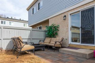 Photo 33: 21 2030 BRENTWOOD Boulevard: Sherwood Park Townhouse for sale : MLS®# E4237328