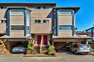 Photo 1: 18 1195 FALCON DRIVE in Coquitlam: Eagle Ridge CQ Townhouse for sale : MLS®# R2097188