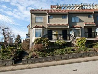 "Photo 1: 303 ST ANDREWS Avenue in North Vancouver: Lower Lonsdale Townhouse for sale in ""ST ANDREWS MEWS"" : MLS®# V867631"