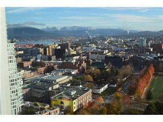 """Photo 2: 2609 688 ABBOTT Street in Vancouver: Downtown VW Condo for sale in """"FIRENZE"""" (Vancouver West)  : MLS®# V1005911"""
