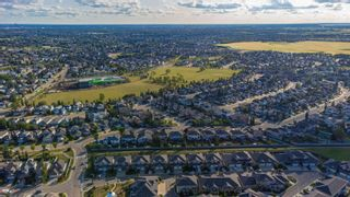 Photo 43: 124 CASTLE Drive in Edmonton: Zone 27 House Half Duplex for sale : MLS®# E4260271
