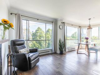 """Photo 6: 303 1166 W 6TH Avenue in Vancouver: Fairview VW Condo for sale in """"Seascape Vista"""" (Vancouver West)  : MLS®# R2603858"""