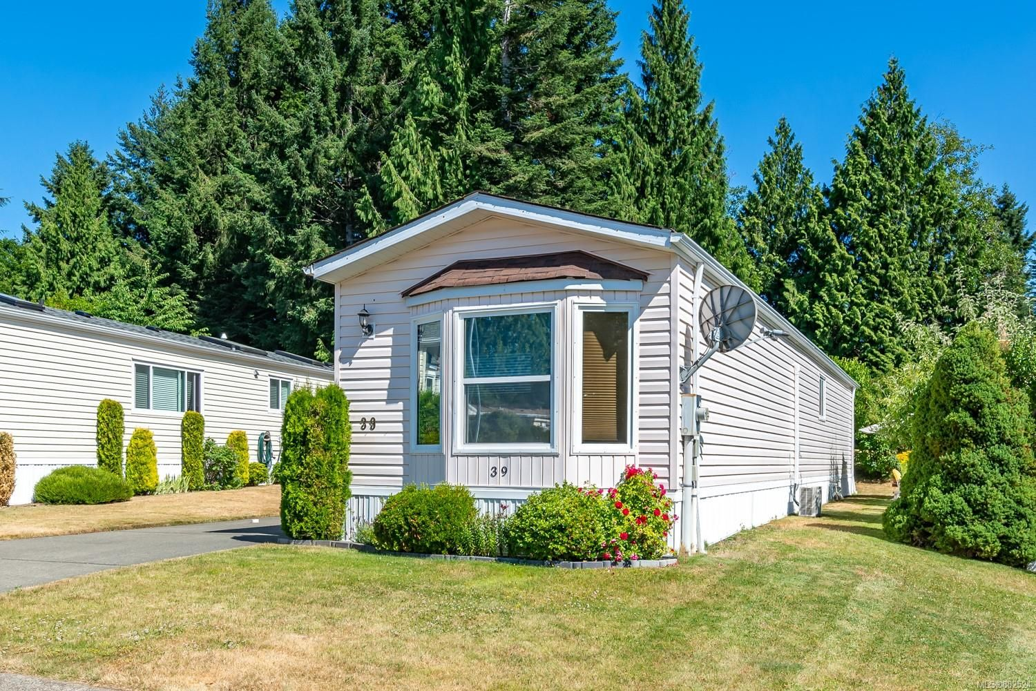 Main Photo: 39 4714 Muir Rd in Courtenay: CV Courtenay East Manufactured Home for sale (Comox Valley)  : MLS®# 882524