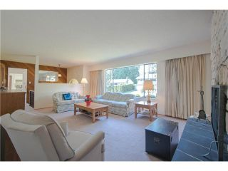 Photo 4: 4570 HOSKINS RD in North Vancouver: Lynn Valley House for sale : MLS®# V1052431