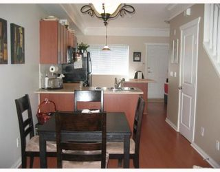 """Photo 7: 33 730 FARROW Street in Coquitlam: Coquitlam West Townhouse for sale in """"FARROW RIDGE"""" : MLS®# V658875"""