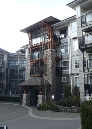 Main Photo: 308 2958 SILVER SPRINGS Boulevard in Coquitlam: Westwood Plateau Condo for sale : MLS®# V868983