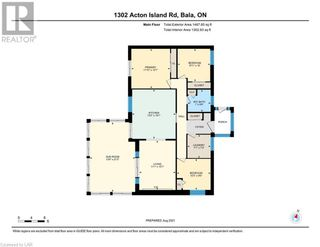 Photo 45: 1302 ACTON ISLAND Road in Bala: House for sale : MLS®# 40159188