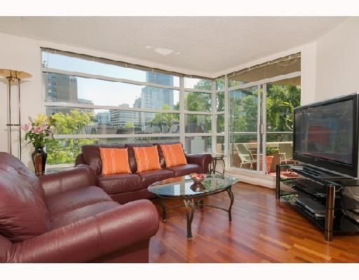 Photo 4: Photos: # 502 1225 BARCLAY ST in Vancouver: West End VW Condo for sale (Vancouver West)  : MLS®# V716758
