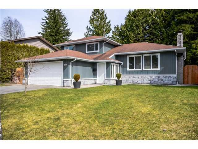 Main Photo: 2688 MASEFIELD Road in North Vancouver: Lynn Valley House for sale : MLS®# V1054178