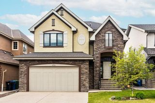 Main Photo: 131 WEST COACH Way SW in Calgary: West Springs Detached for sale : MLS®# A1124945