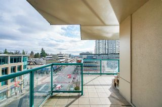 """Photo 19: 605 612 SIXTH Street in New Westminster: Uptown NW Condo for sale in """"THE WOODWARD"""" : MLS®# R2537268"""