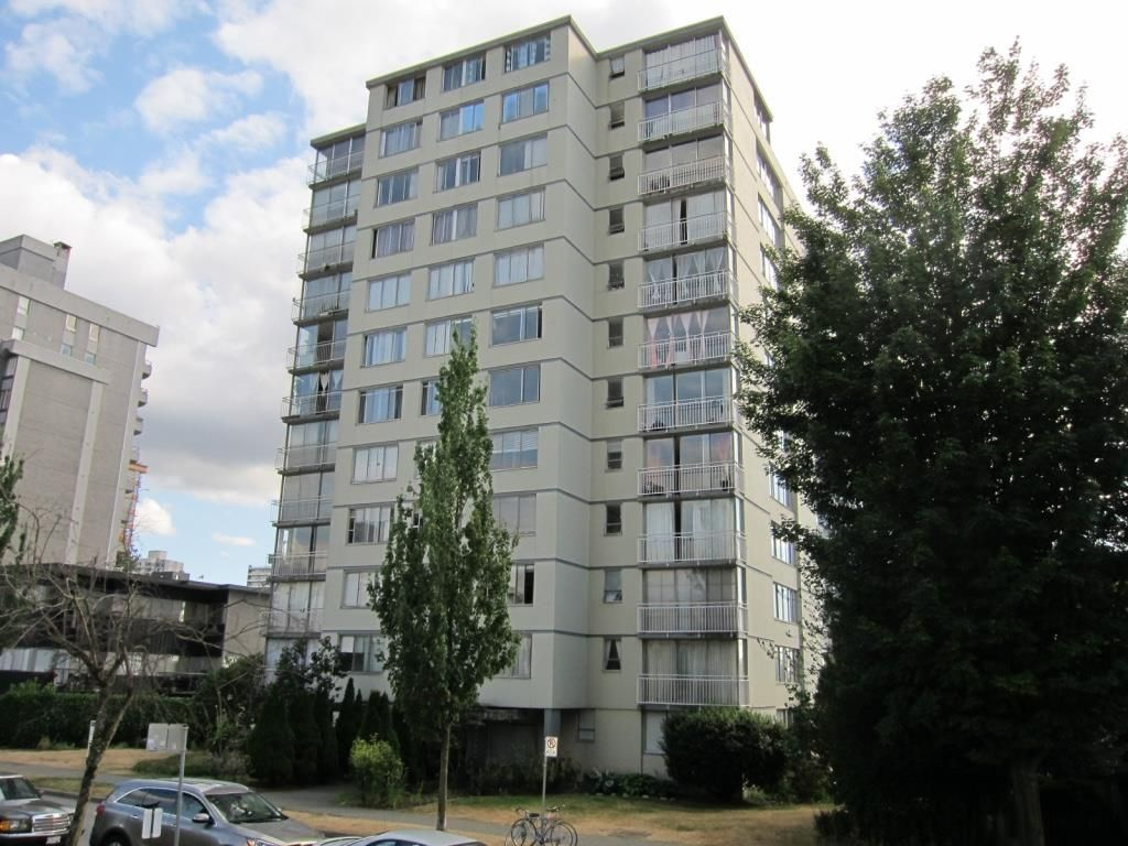 Main Photo: 802 1250 BURNABY Street in Vancouver: West End VW Condo for sale (Vancouver West)  : MLS®# R2297180